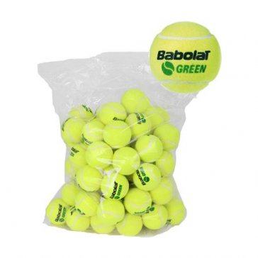 Babolat Green Worek 72 Piłki