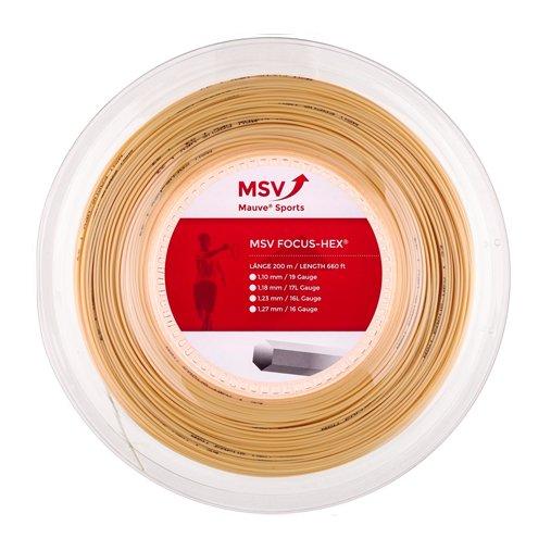 MSV Focus-Hex (1.27) 200m Naturalny