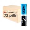 Dunlop ATP Karton 72 Piłki