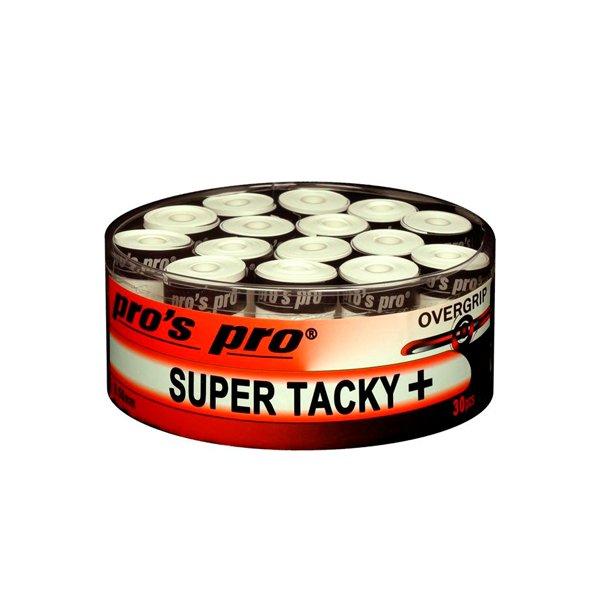 Pro's Pro Super Tacky Białe 30 szt.