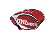Wilson Tour Bag 15 R/W